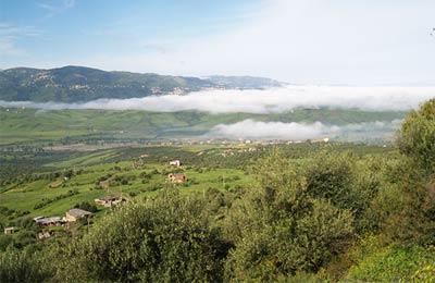 Valence à Mostaganem