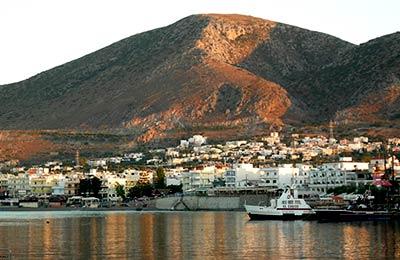 Santorini à Héraklion
