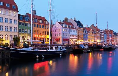 Oslo à Frederikshavn