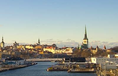 Helsinki à Tallinn