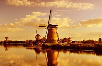 Harwich à Hoek van Holland