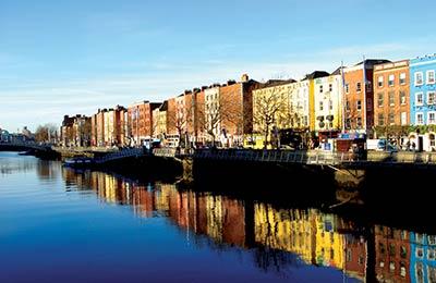 Holyhead à Dublin