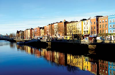 Liverpool à Dublin