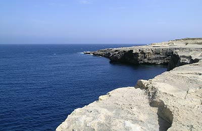 Catane à Malte