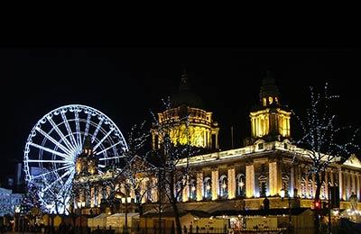 Cairnryan à Belfast