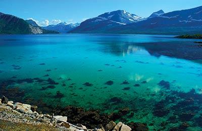 Hirtshals à Larvik
