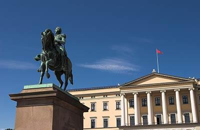 Frederikshavn à Oslo