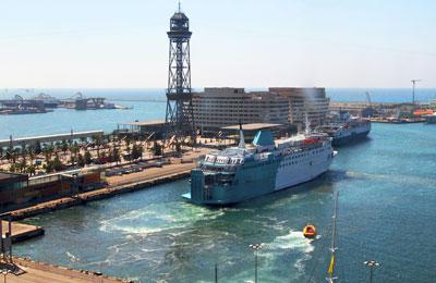 Ports Ferry