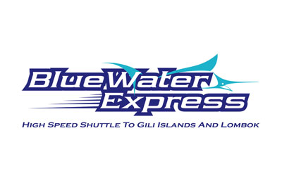 Express Blue Eau