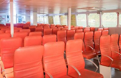 Ferry Boonsiri à grande vitesse