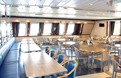 Brittany Ferries économique