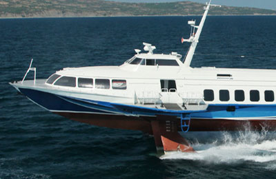 Ferry rapide
