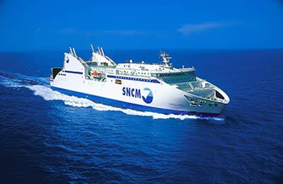 Ferries SNCM