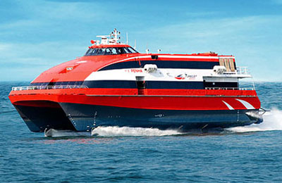 turboréacteurs Ferries